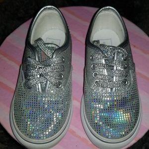 Toddler girl sneaker